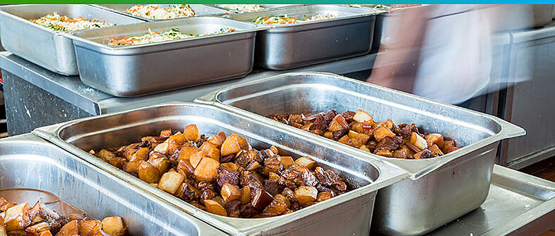 5 factors of food waste in foodservice operations