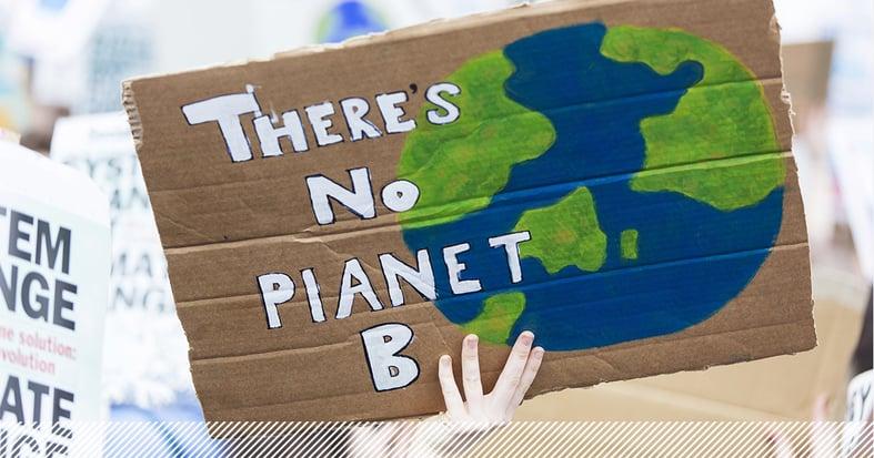 PlanetB sign