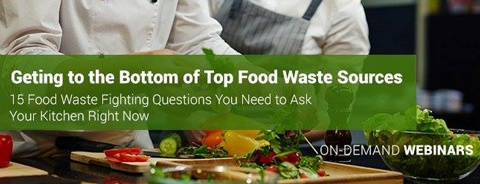 getting to the bottom of top food waste sources webinar