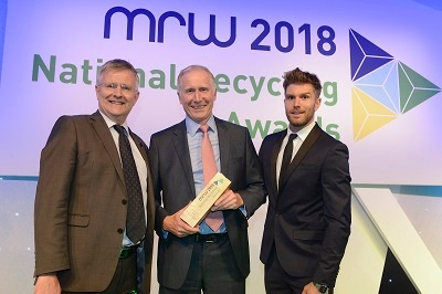 LeanPath Receives MRW Award