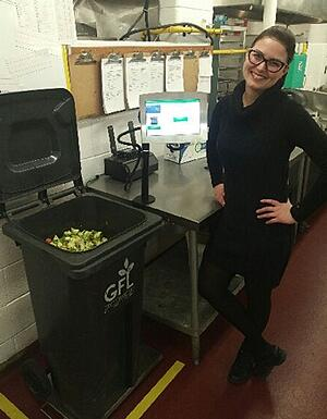 Chartwell's hosts Stop Food Waste Day