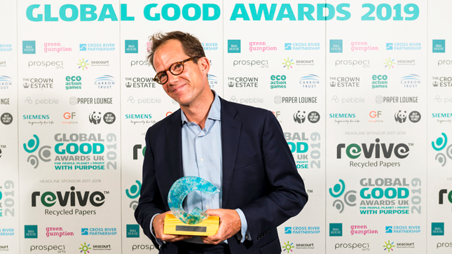 Leanpath wins global good awards