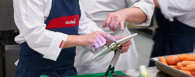 sodexo deploys 3000 leanpath trackers