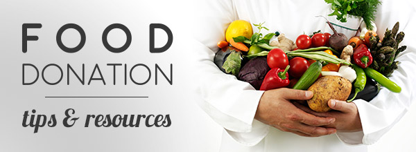 Food donation resources for restaurants